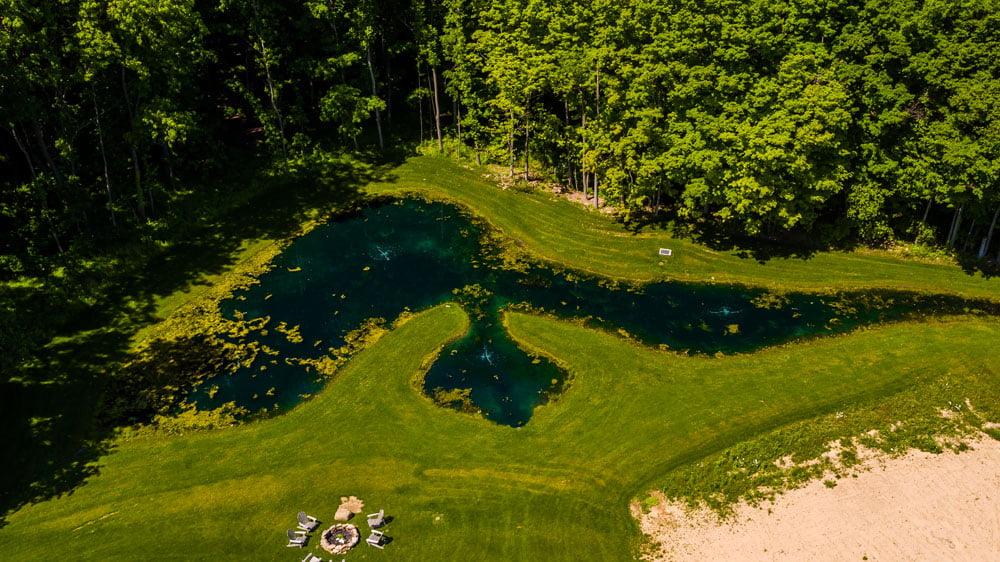 Crowne Pointe Aerials
